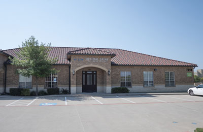 Chiropractic Plano TX Optimal Spine Wellness Center Building